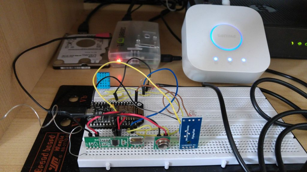 NodeMCU Smart Home